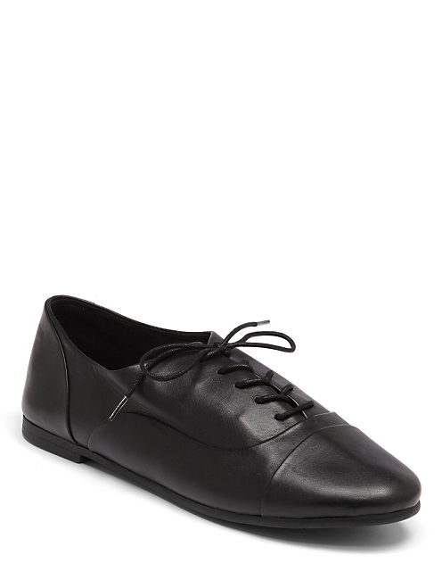 DAVIE OXFORDS, BLACK