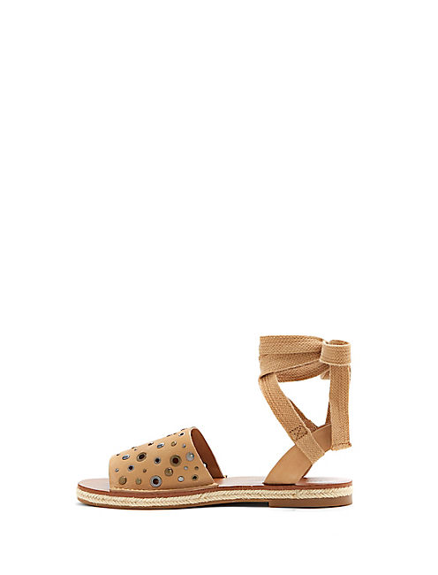 DAYTAH SANDAL, MEDIUM LIGHT BEIGE