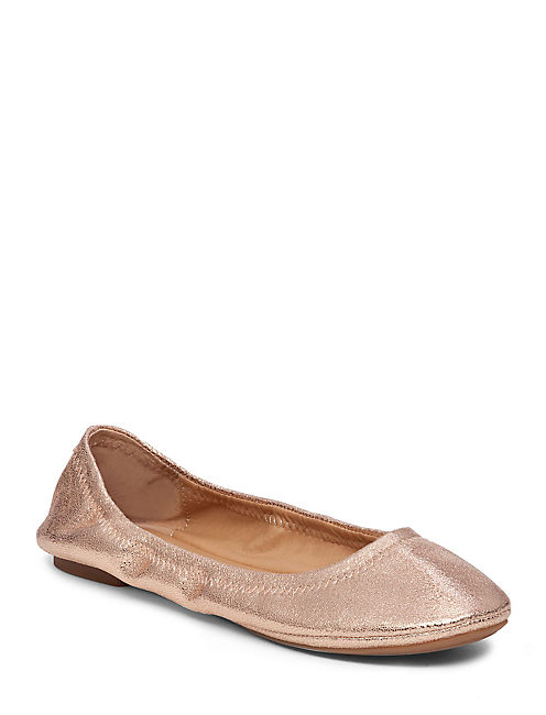 EMMIE FLATS, MEDIUM BROWN