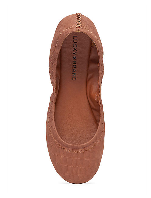 EMMIE FLATS, TOFFEE