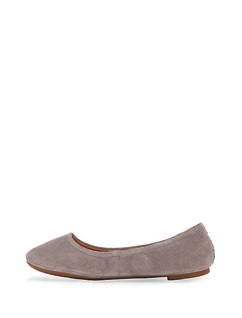 EMMIE FLATS, DARK GREY