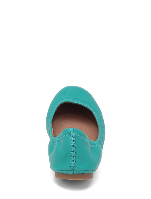 EMMIE FLATS, MEDIUM LIGHT GREEN