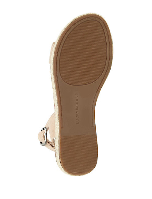 GARSTON SANDAL, MEDIUM BEIGE