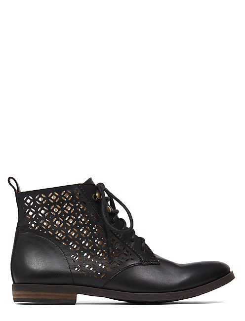 HIRRO BOOTIE, FEATHER