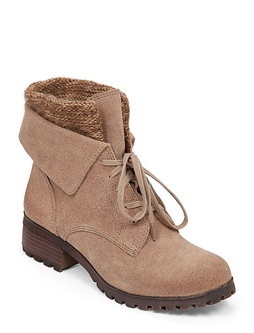 HUNTRESS BOOTIE, SESAME