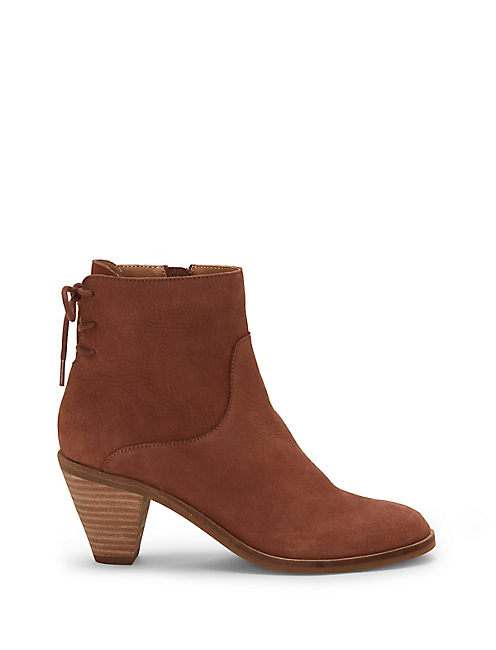 JALIE BOOTIE, RUST BROWN