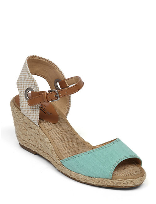 KYNDRA WEDGE, LIGHT GREEN