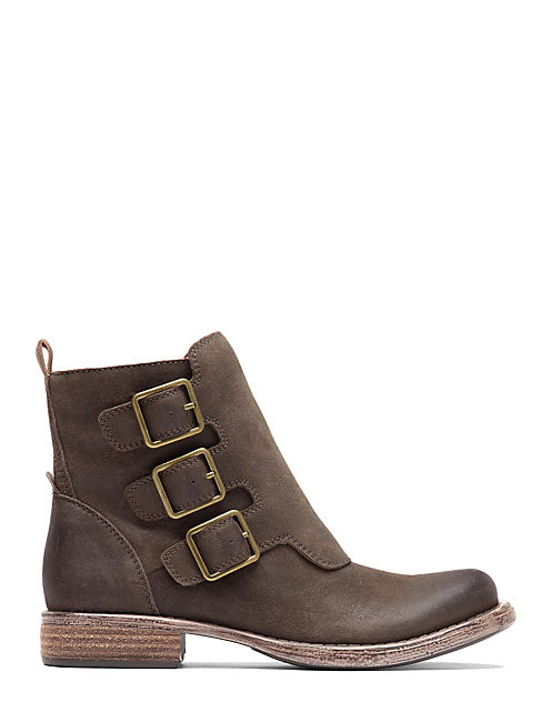 NALAH BOOTIES, LIGHT BROWN