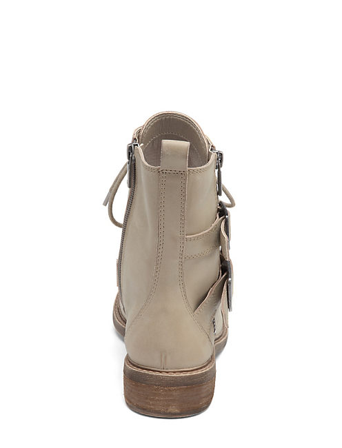 NOLAN BOOTIES, LIGHT GREY