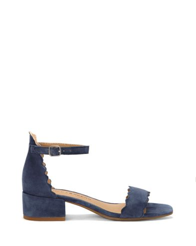 Lucky Norreys Suede Sandal