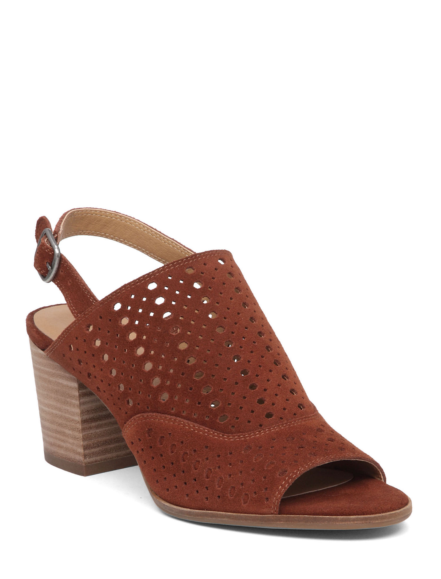 Lucky Brand Ortiza Slingback Sandal (Women's) 80qy4