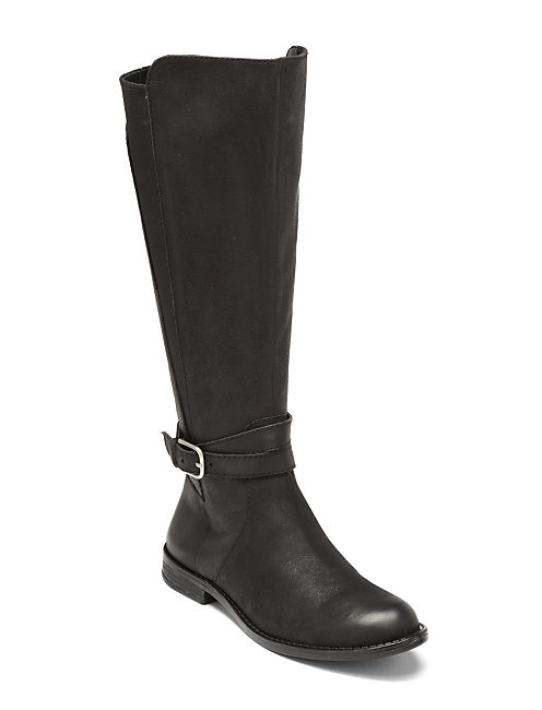 OSTRAND RIDING BOOT, #001 BLACK