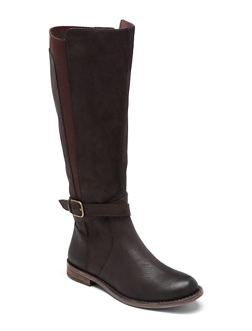 OSTRAND RIDING BOOT, BROWN