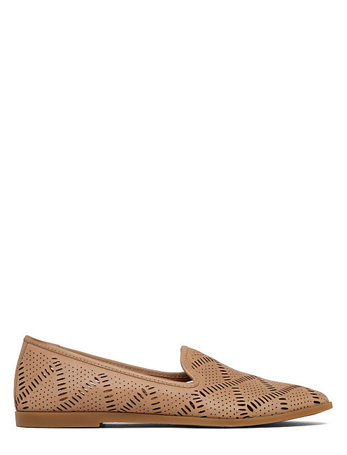 PARKERR PERFORATED LOAFER, WHEAT