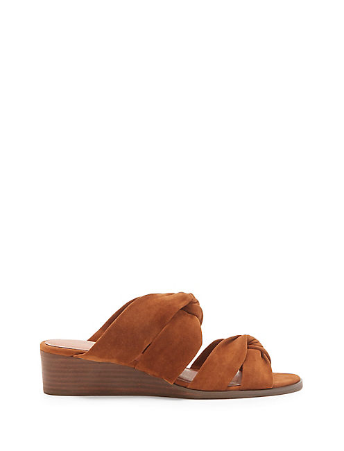 Lucky Rhilley Suede Sandal
