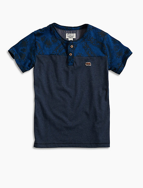 SWELL HENLEY, DARK BLUE