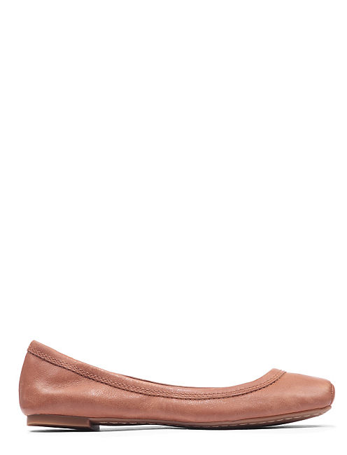 SANTANA FLATS, OPEN BROWN/RUST