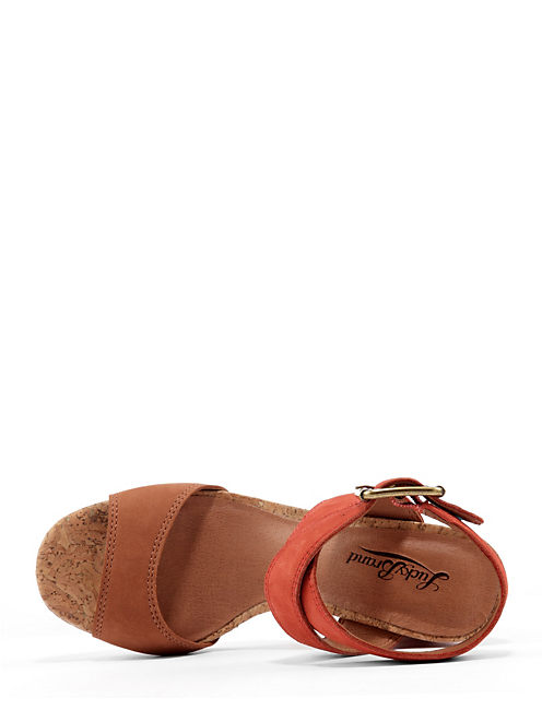 SUNDD SANDAL, BROWN   01