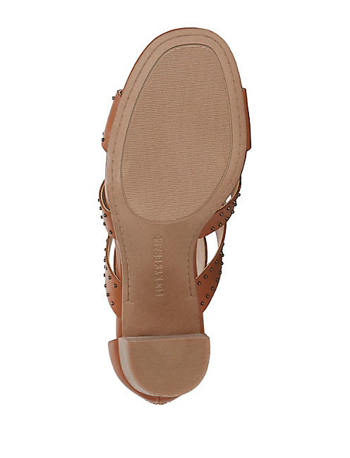 TAHIRA HEEL, MEDIUM DARK BEIGE