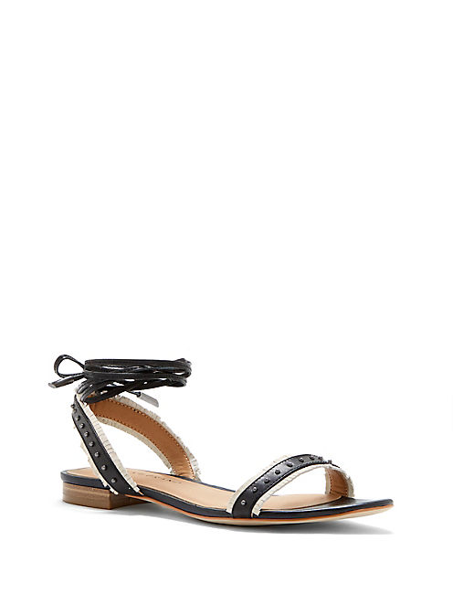 TOREE SANDAL, BLACK