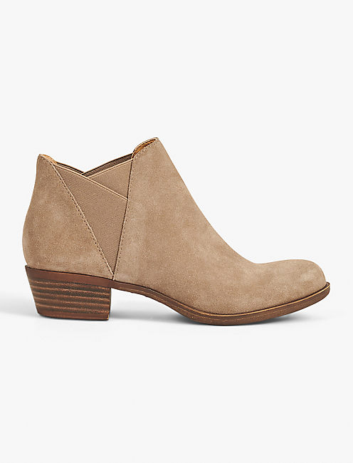 BAQIRA BOOTIE, LIGHT YELLOW