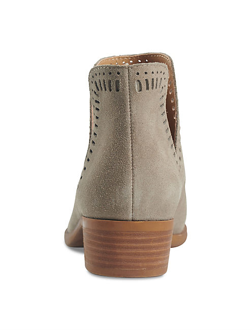 BUSTINA BOOTIE, LIGHT BROWN