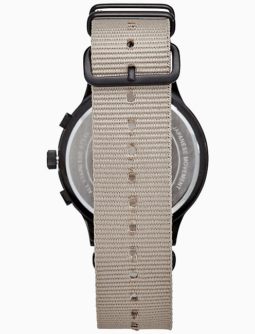 ROCKPOINT MULTI-FUNCTION KHAKI, 42MM,