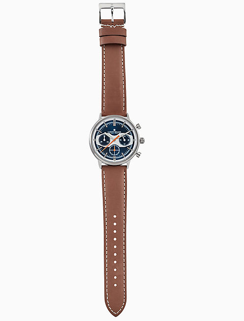 Lucky Fairfax Racing Blue Watch, 40mm