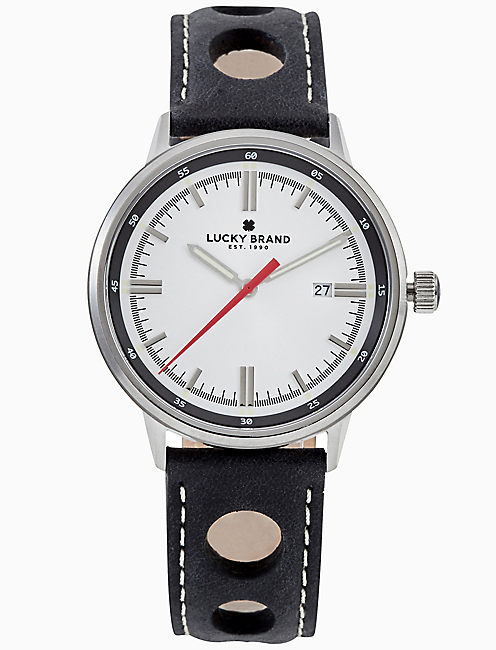 FAIRFAX WHITE WATCH, 40MM,