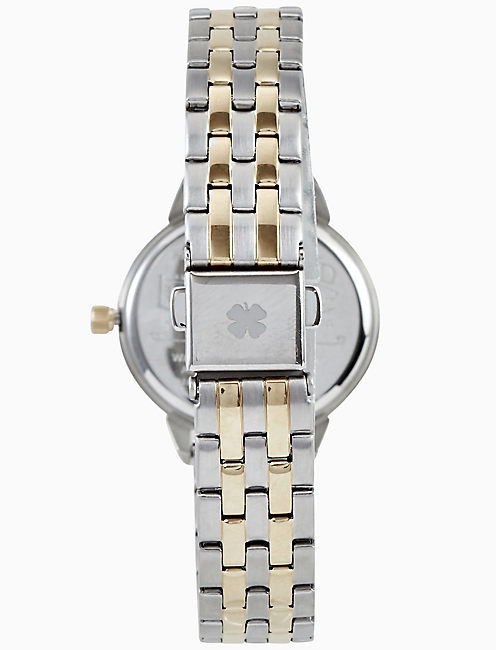 TORREY MINI TWO TONE BRACELET WATCH, 28MM,
