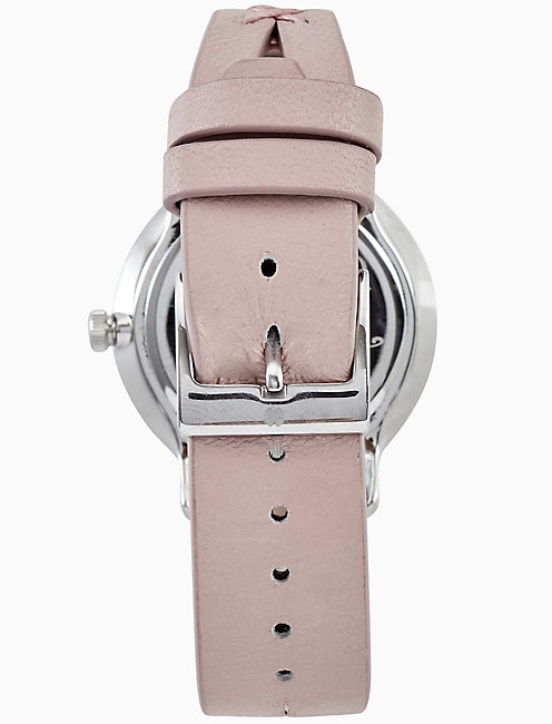 VENTANA PINK CUT OUT WATCH, 34MM,