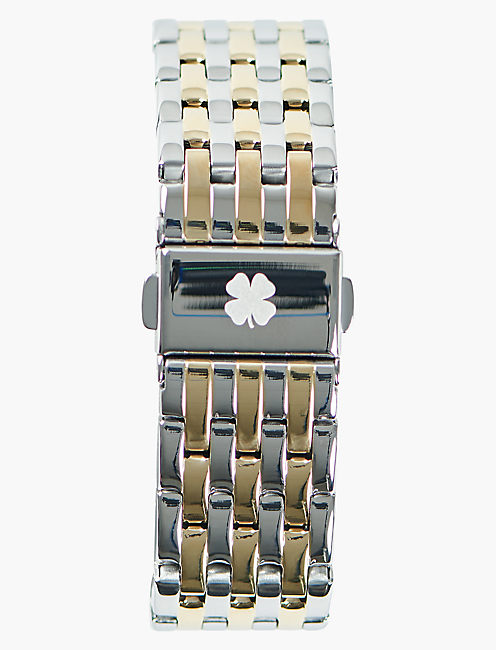 Carmel Two Tone Watch