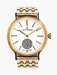 Ventana Two Tone Watch,
