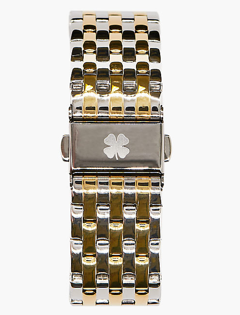 Laurel Two Tone Watch,