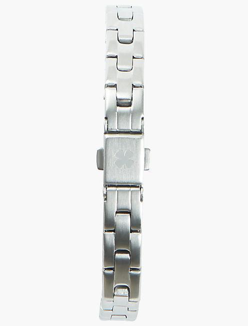 TORREY SKINNY SILVER WATCH, 34mm, SILVER