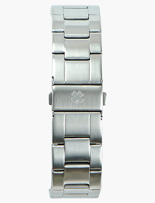 Dillion Sterling Silver Metal Watch