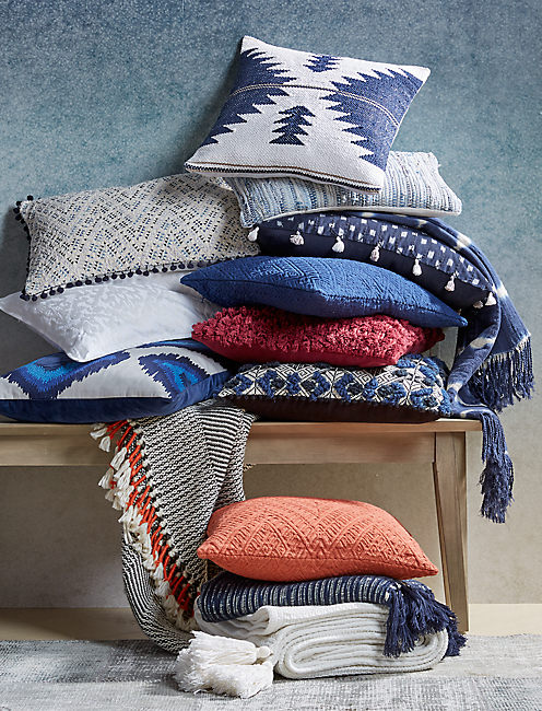 Lucky 18x18 Kilim Decorative Pillow