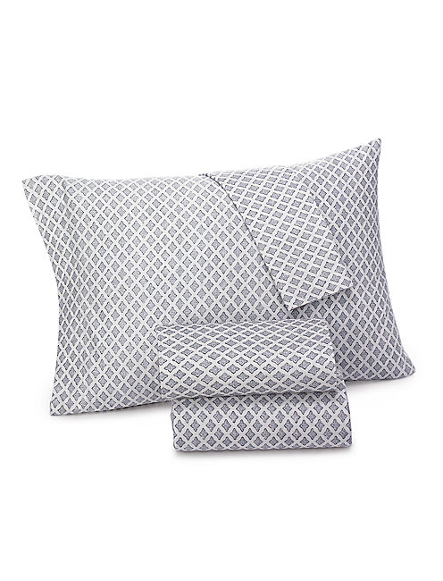 BROOKE QUEEN SHEET SET,