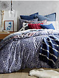 BROOKE KING DUVET SET,