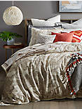 LEILA FULL/QUEEN DUVET SET,