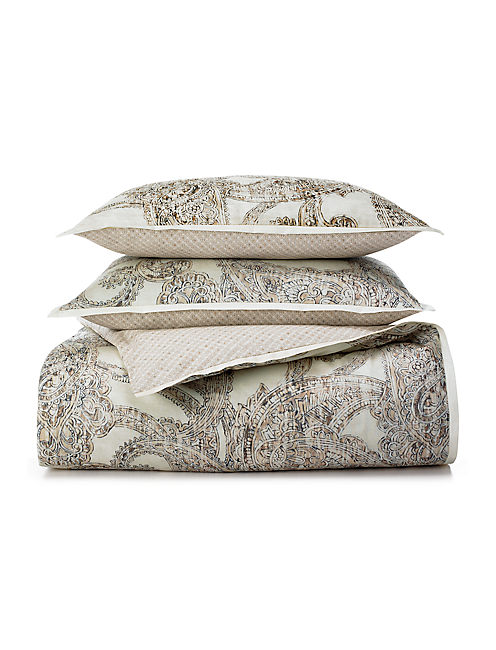 LEILA KING DUVET SET,