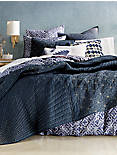 SASHIKO FULL/QUEEN QUILT,