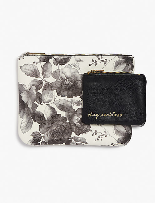 PRINTED POUCH,