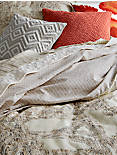 LEILA CAL KING SHEET SET,