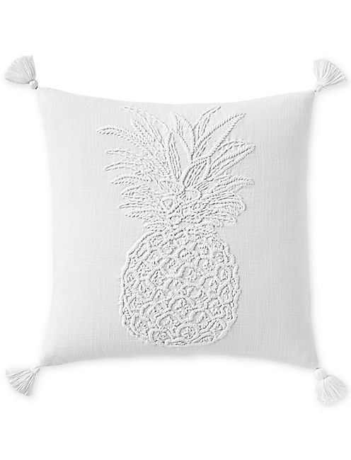 18X18 PINEAPPLE DECORATIVE PILLOW,