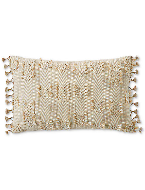 16X24 CLIP TIE DECORATIVE PILLOW,