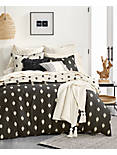 IKAT DOT DUVET SET,