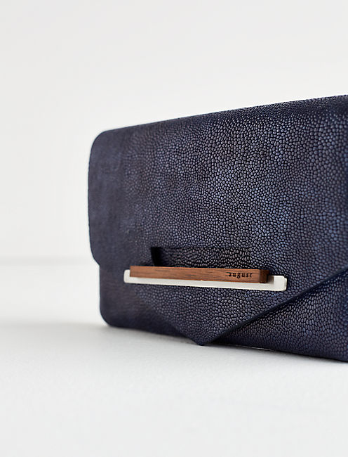 SAN REMO CLUTCH, BLUE