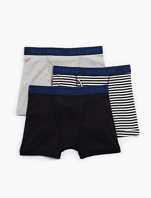 3 PACK BOXER BRIEF,