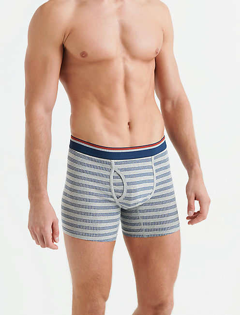 3 PACK STRETCH BOXER BRIEF,